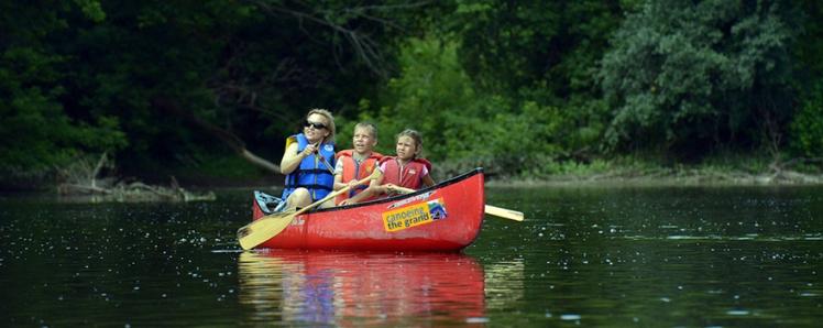 kitchener-waterloo-canoeing-the-grand