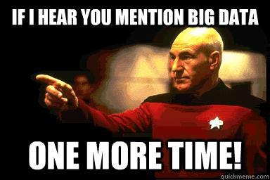 Picard Big Data