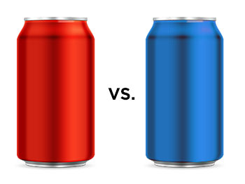 red-can-blue-can