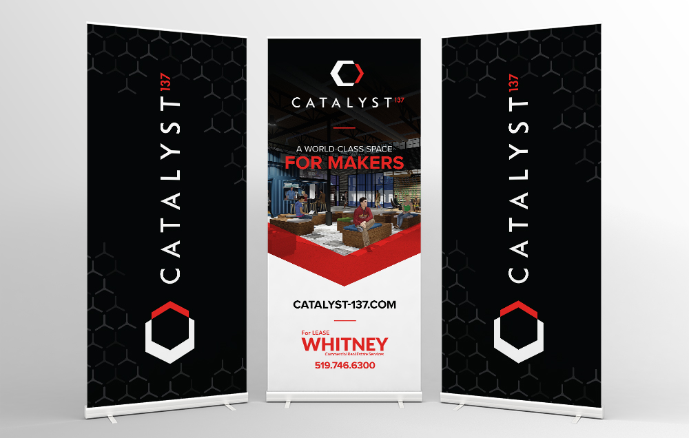 Catalyst 137 Banners